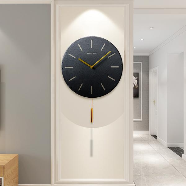 挂钟挂在哪里比较好,看漳州可芯钟表小编给您介绍